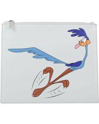 CALVIN KLEIN 205W39NYC Handtaschen - Blau