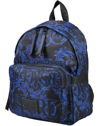 Versace Jeans Couture Backpacks & Fanny Packs - Blue