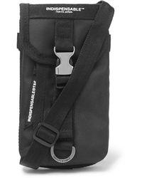 Indispensable Cross-body Bag - Black