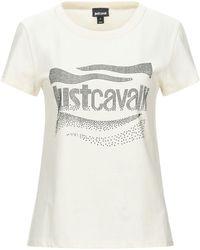 Just Cavalli T-shirt - Blanc