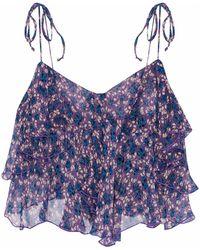 Anna Sui Top - Violet