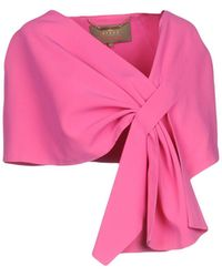 Space Style Concept Capes & Ponchos - Pink