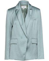 Ba&sh Suit Jacket - Green