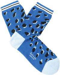 Paul Smith Calcetines cortos - Azul