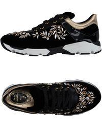 Rene Caovilla Low-tops & Sneakers - Black