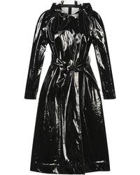 ALEXACHUNG Coat - Black