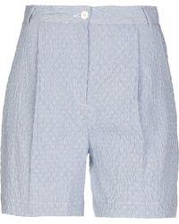 Ballantyne Bermuda Shorts - Blue