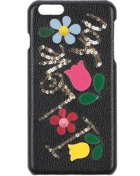 Dolce & Gabbana Cover & Hüllen - Schwarz