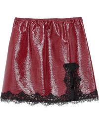Giamba Minifalda - Rojo