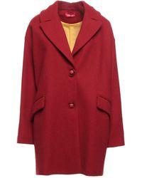 Altea Coat - Red