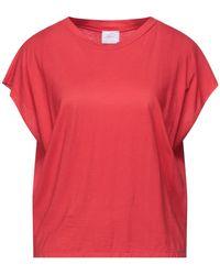 ..,merci T-shirt - Red