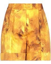 Moschino Shorts & Bermuda Shorts - Yellow