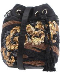 Alberta Ferretti Cross-body Bag - Black