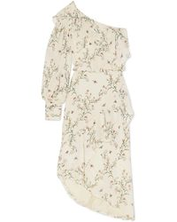 Johanna Ortiz Knee-length Dress - White