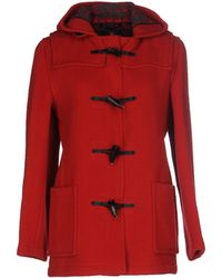Gloverall Coat - Red