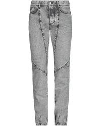 Givenchy Pantalon en jean - Gris