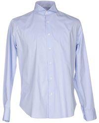 Cruciani Camicia - Blu