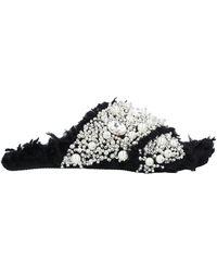 De Siena Sandals - Black