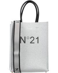 N°21 Handbag - Metallic