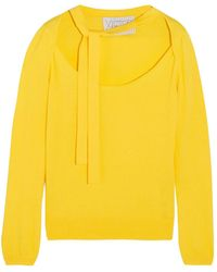 Victor Glemaud Pullover - Giallo