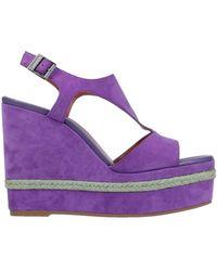 Missoni Sandals - Purple