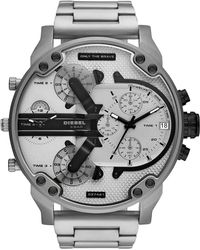 DIESEL Armbanduhr - Grau