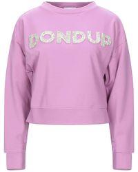 Dondup Sweatshirt - Purple