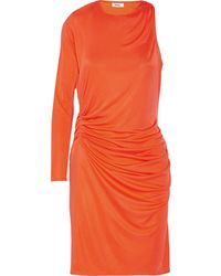 Issa Short Dress - Orange