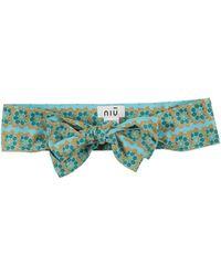 Niu Belt - Blue