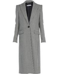 Givenchy Manteau long - Noir