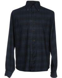 Eidos Shirt - Blue