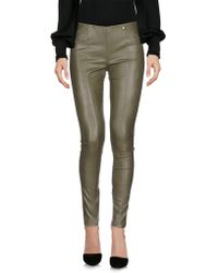 CafeNoir - Casual Trouser - Lyst