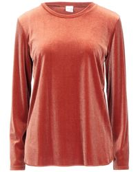 Max Mara T-shirt - Brown