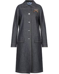 Prada Denim Outerwear - Blue