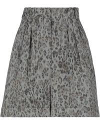 IRO Shorts & Bermuda Shorts - Grey