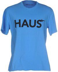 Haus By Golden Goose Deluxe Brand - T-shirt - Lyst