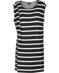 Armani Jeans Short Dress - Black