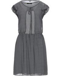 AJAY by LIU •JO - Short Dress - Lyst