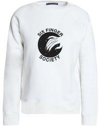 ALEXACHUNG Sweatshirt - White