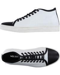 Neil Barrett Sneakers & Tennis basses - Blanc