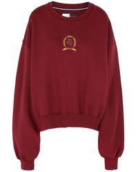 Tommy Hilfiger Sweatshirt - Red