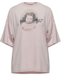 ANDREAS KRONTHALER x VIVIENNE WESTWOOD T-shirt - Pink