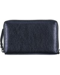 Gianni Chiarini Wallet - Blue