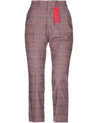 The Gigi Trousers - Red