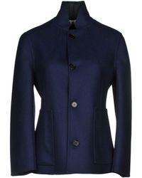 Marni Coat - Blue