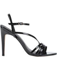 Tibi Sandals - Black