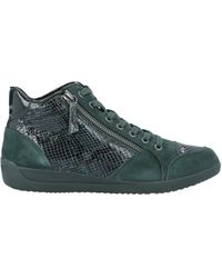 Geox Sneakers & Tennis montantes - Vert
