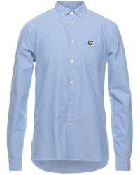 Lyle & Scott Shirt - Blue