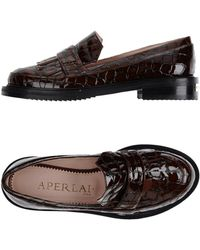 Aperlai Loafer - Brown