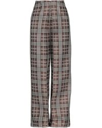 AALTO Casual Trouser - Brown